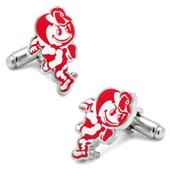 Ohio State University Brutus Cuff Links