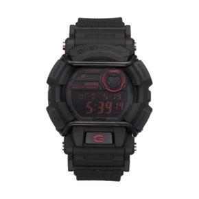 Casio Men's G-Shock Digital Watch & Power Bank Set - GD400-1SV