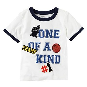 Baby Boy Carter's One of a Kind Tee