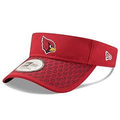 Adult New Era Arizona Cardinals Sideline Adjustable Visor