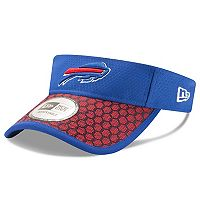 Adult New Era Buffalo Bills Sideline Adjustable Visor