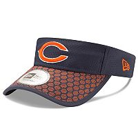 Adult New Era Chicago Bears Sideline Adjustable Visor