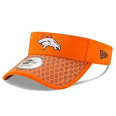 Adult New Era Denver Broncos Sideline Adjustable Visor