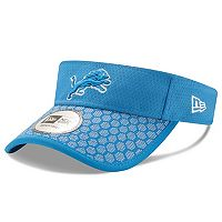 Adult New Era Detroit Lions Sideline Adjustable Visor