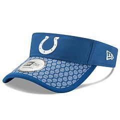 Adult New Era Indianapolis Colts Sideline Adjustable Visor