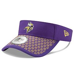 Adult New Era Minnesota Vikings Sideline Adjustable Visor