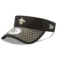 Adult New Era New Orleans Saints Sideline Adjustable Visor