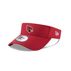 Adult New Era Arizona Cardinals Training Visor