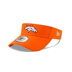 Adult New Era Denver Broncos Training Visor