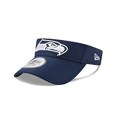 Adult New Era Seattle Seahawks Training Visor