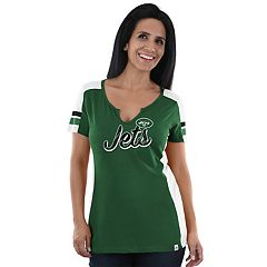 Women's Majestic New York Jets Pride Playing Tee