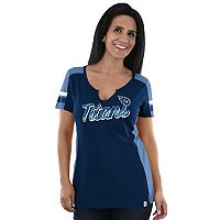 Women's Majestic Tennessee Titans Pride Playing Tee