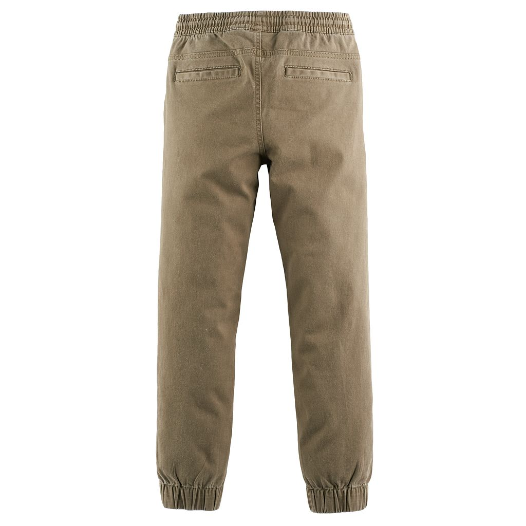 Boys 8-20 Urban Pipeline® Stretch Twill Jogger Pants