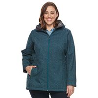 Plus Size ZeroXposur Evie Softshell Jacket