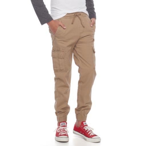 Boys 8-20 Urban Pipeline® Cargo Jogger Pants