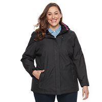 Plus Size ZeroXposur Eileen Insulated Jacket