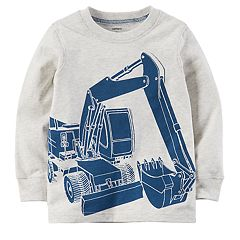 Baby Boy Carter's Digger Graphic Tee