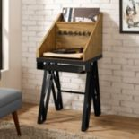 Crosley Furniture Brooklyn Record Player Stand