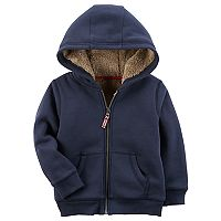 Baby Boy Carter's Zip Fleece Hoodie