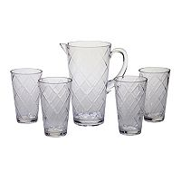 Certified International 5 pc Drinkware Set