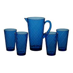 Certified International 5-pc. Drinkware Set