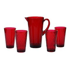 Certified International 5-pc. Drinkware Set