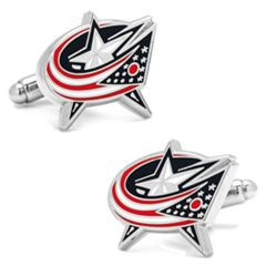 Columbus Blue Jackets Cuff Links