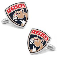 Florida Panthers Cuff Links