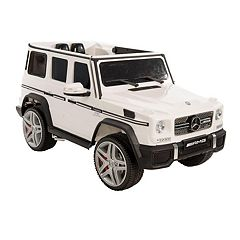 Huffy Mercedes Benz G65 Ride-On Car