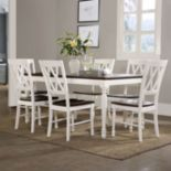 Crosley Furniture Shelby Dining Table, Chair & Leaf 7-piece Set