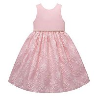 Girls 7-12 American Princess Pearl Waist Embroidered Skirt Dress