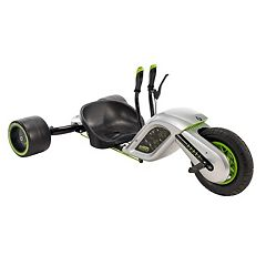 Huffy Electric Green Machine Ride-On Bike