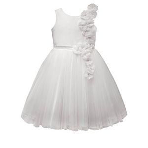 Girls 7-16 & Plus Size American Princess Cascading Flower Communion Dress