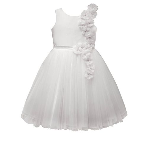 Girls 7 16 Plus Size American Princess Cascading Flower Communion