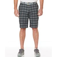 Men's Grand Slam Comfort Waistband Stretch Performance Golf Shorts