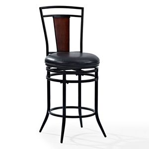 Crosley Furniture Soho Swivel Counter Stool