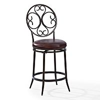 Crosley Furniture Arbor Swivel Counter Stool