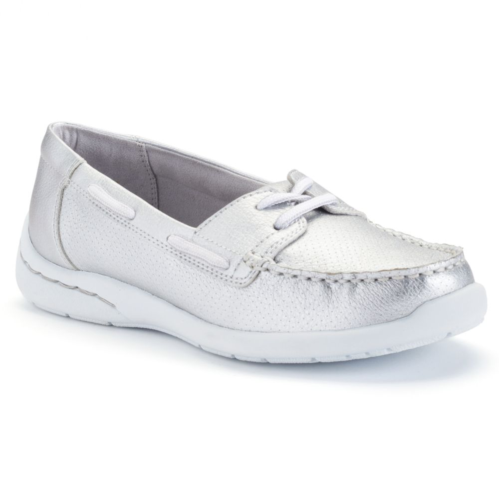 Croft & Barrow® Women's ... Lightweight Boat Shoes