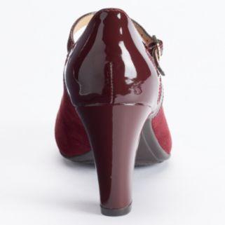 Croft & Barrow® Women's Ortholite Mary Jane Heels