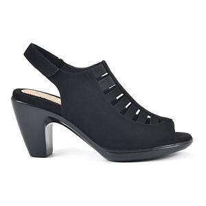 Croft & Barrow® Shay Women's Ortholite Caged High Heels