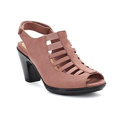 Croft & Barrow® Women's Caged High Heels