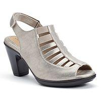 Croft & Barrow® Women's Caged High Heels