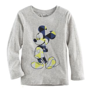 Disney's Mickey Mouse Boys 4-10 Geometric Softest Tee by Jumping Beans®
