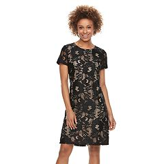 Women's Scarlett Floral Lace Dress