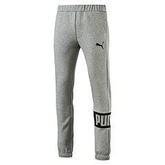 Men's PUMA Rebel Fleece Jogger Pants