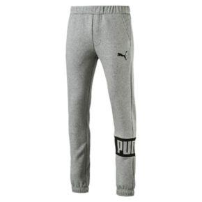 Men's PUMA Rebel Fleece Jogger Pants