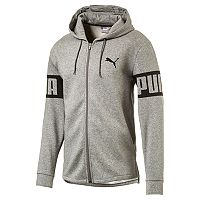 Men's PUMA Rebel Full-Zip Hoodie