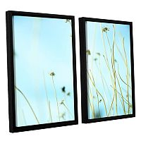 ArtWall 30 Second Daydream Framed Wall Art 2 pc Set