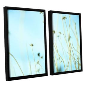 ArtWall 30 Second Daydream Framed Wall Art 2-piece Set