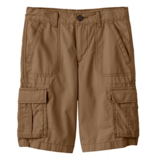 Boys 8-20 Urban Pipeline Canvas Cargo Shorts
